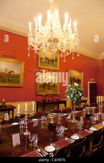 Crystal club stock photos crystal club stock images alamy for Dining room jockey hollow