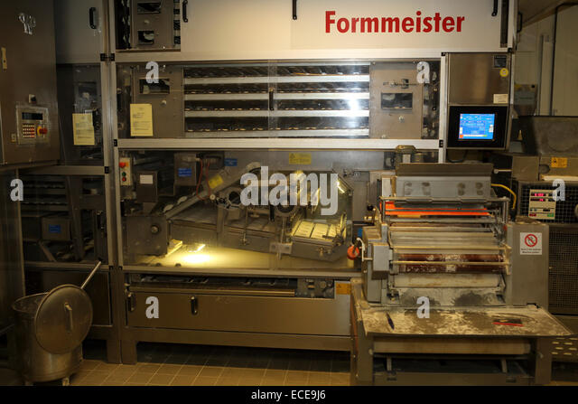 Formmeister Bakery Bakers Machine Stock Photos & Formmeister ...