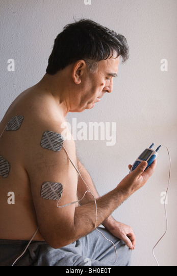 tens machine stock photos tens machine stock images alamy. Black Bedroom Furniture Sets. Home Design Ideas