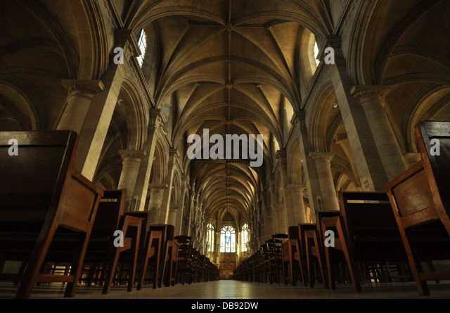 church notre dame le havre stock photos church notre dame le havre stock images alamy. Black Bedroom Furniture Sets. Home Design Ideas