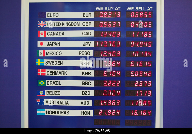 Singapore airport forex rates