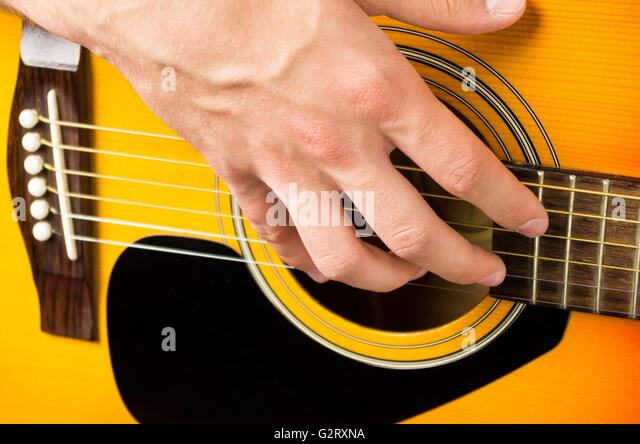 Guitar String Motion Stock Photos & Guitar String Motion ...