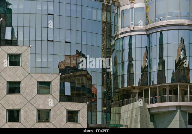 Modern Architecture Vienna modern architecture vienna austria stock photos & modern