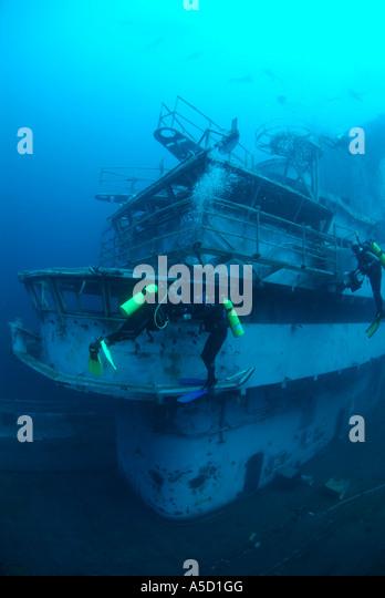 Oriskany underwater stock photos oriskany underwater for Architectural concepts pensacola florida