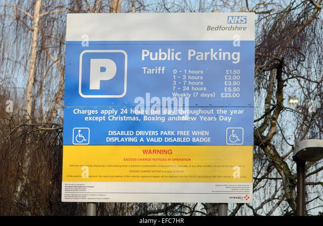 Preston Train Station Car Parking Charges