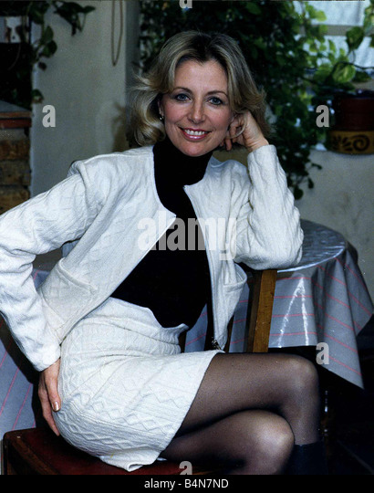 Deborah Grant actress who starred in the BBC Drama Westbeach July 1988 ...