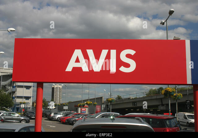 Avis Car Rental Manhattan