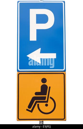 Handicapped Parking Spot Stock Photos & Handicapped Parking Spot ...