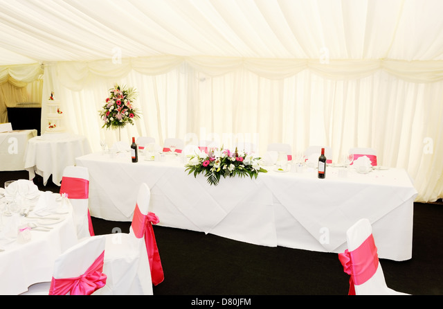 Inside marquee stock photos inside marquee stock images for Indoor marquee decoration