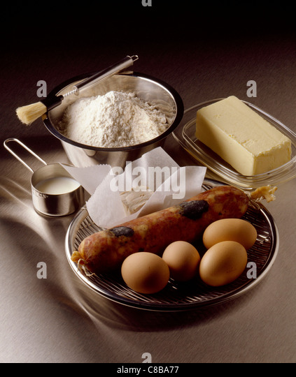 Saucisson stock photos saucisson stock images alamy for Saucisson brioche