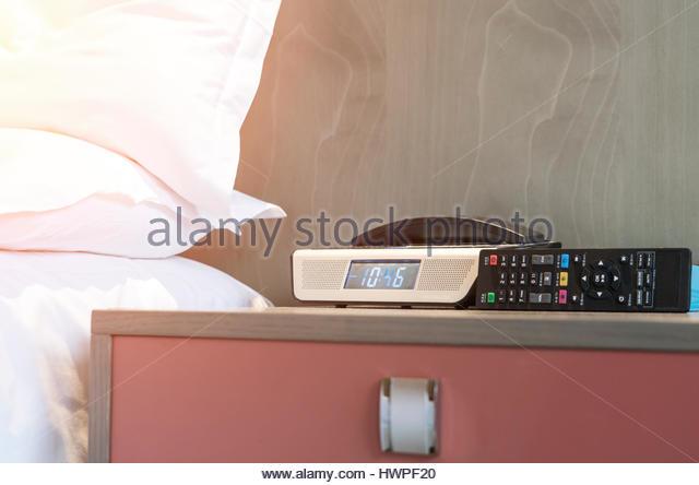digital alarm clock stock photos digital alarm clock stock images alamy. Black Bedroom Furniture Sets. Home Design Ideas