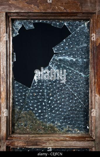 Broken Glass Shards Stock Photos & Broken Glass Shards ...