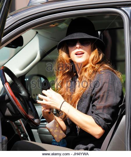 Kate Walsh Seen Leaving Kate Stock Photos & Kate Walsh Seen Leaving