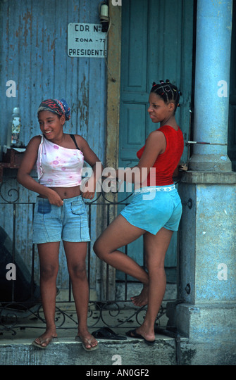 santiago cuba women