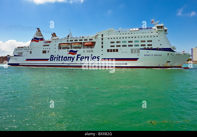 Brittany Ferries Stock Photos Brittany Ferries Stock Images Alamy