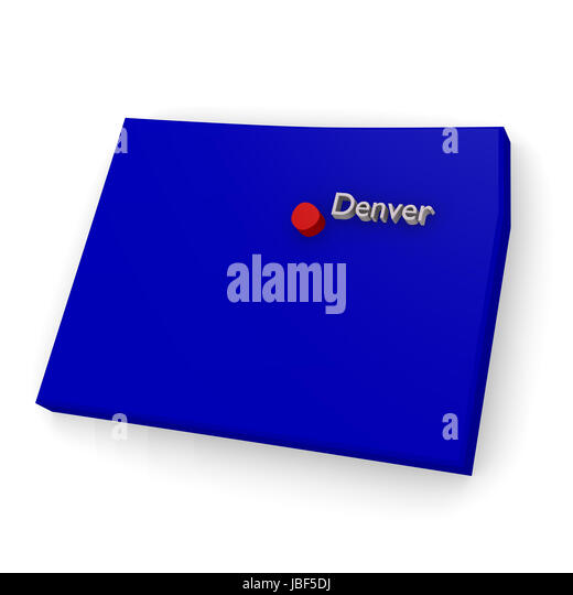 Denver Shooting Competition: Map Of Denver Stock Photos & Map Of Denver Stock Images
