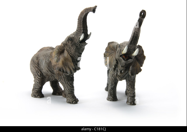 Elephant Figurines Stock Photos Elephant Figurines Stock Images