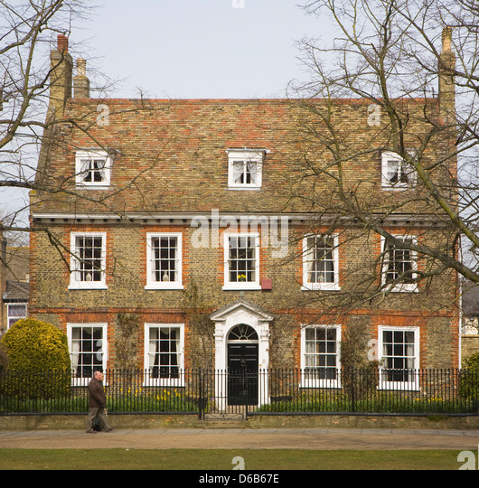 English style georgian house stock photos english style for English style houses architecture
