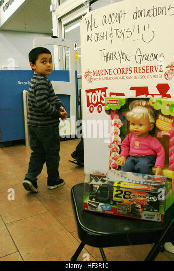Toys For Tots Slogan : Whod stock photos images alamy