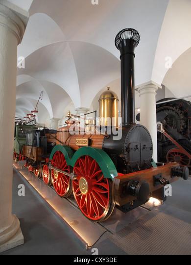 Saxonia Locomotive Stock Photos & Saxonia Locomotive Stock Images ...