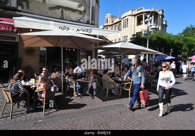 Cafe La Mer Tel Aviv