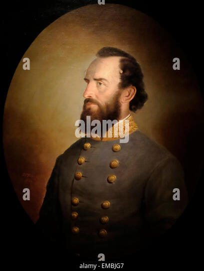 "thomas stonewall jackson Thomas ""stonewall"" jackson (1824-63) was a war hero and one of the south's most successful generals during the american civil war (1861-65) after a."