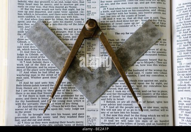 Freemason Symbol Stock Photos & Freemason Symbol Stock