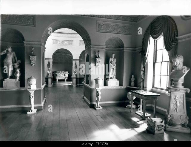 Newby House Interiors Newby Hall North Yorkshire the home of Lord