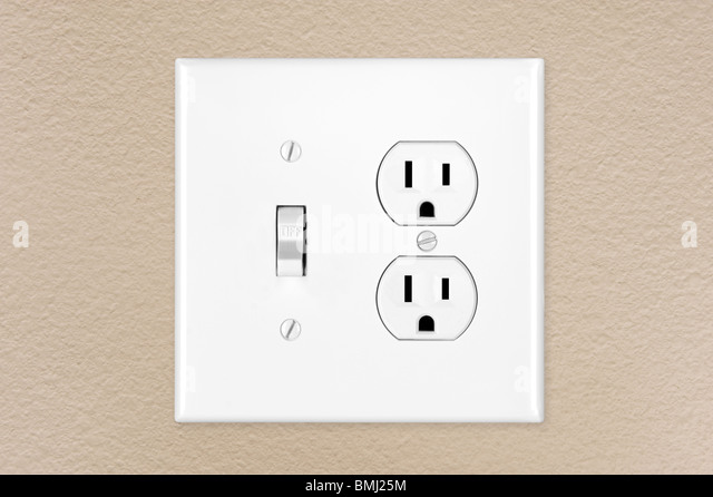 Outlet Cover Stock Photos & Outlet Cover Stock Images