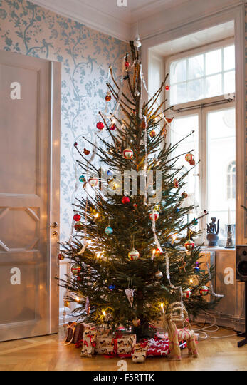Swedish Christmas Tree Stock Photos & Swedish Christmas Tree Stock ...