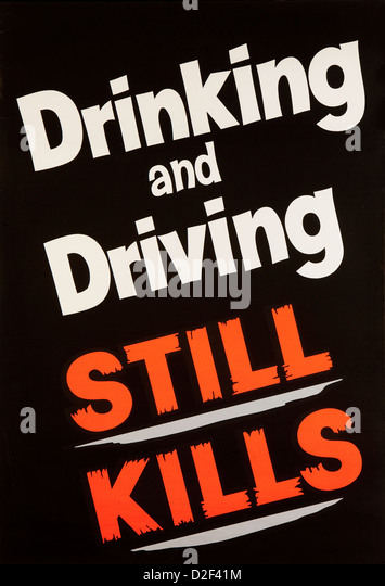 drink driving campaign stock  drink driving campaign stock images alamy