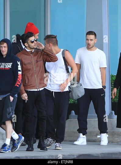 One Direction Smoking Cigarettes