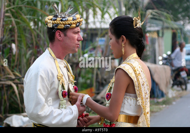 With His Thai Bride 115