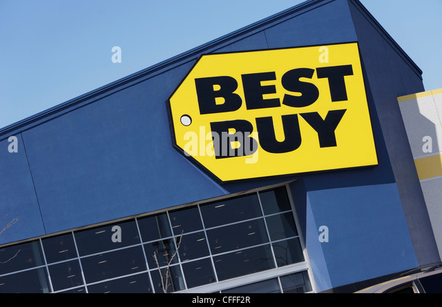 best buy electronics store stock photos best buy electronics store stock images alamy. Black Bedroom Furniture Sets. Home Design Ideas