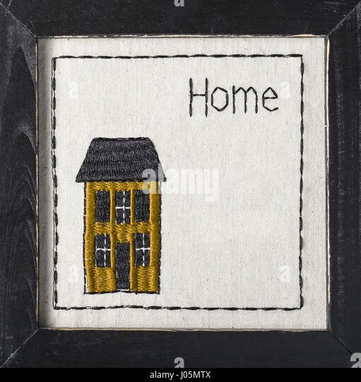Art House Framed Stock Photos & Art House Framed Stock