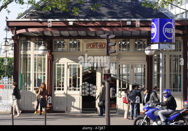 Port of paris stock photos port of paris stock images alamy - Boulevard du port royal paris ...
