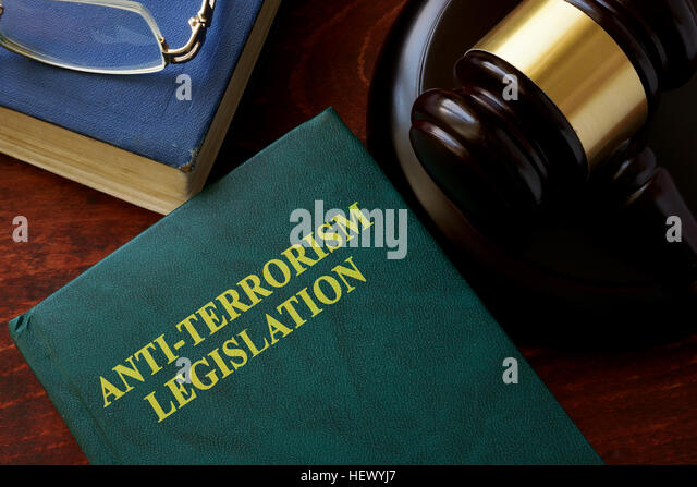 anti terrorism law essay The present essay focuses on three issues • are the laws of war formally  applicable to anti-terrorist military operations • in the event that anti-terrorist  military.