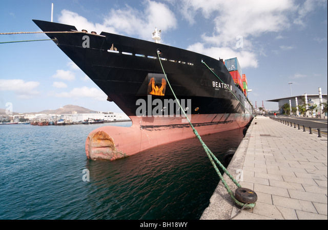 Beatriz stock photos beatriz stock images alamy - Port of las palmas gran canaria ...