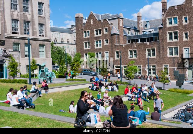 Mcgill university stock photos mcgill university stock for College john abbott piscine