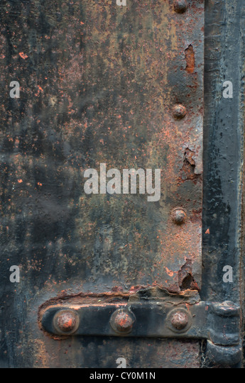 Rusty Door rusty door hinge stock photos & rusty door hinge stock images - alamy
