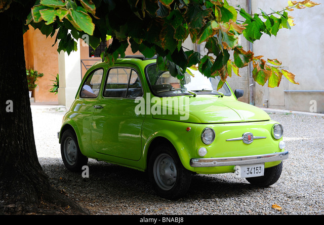 oldtimer fiat 500 stock photos oldtimer fiat 500 stock. Black Bedroom Furniture Sets. Home Design Ideas