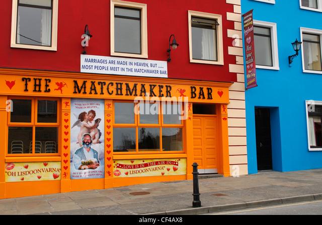 Matchmaking bar