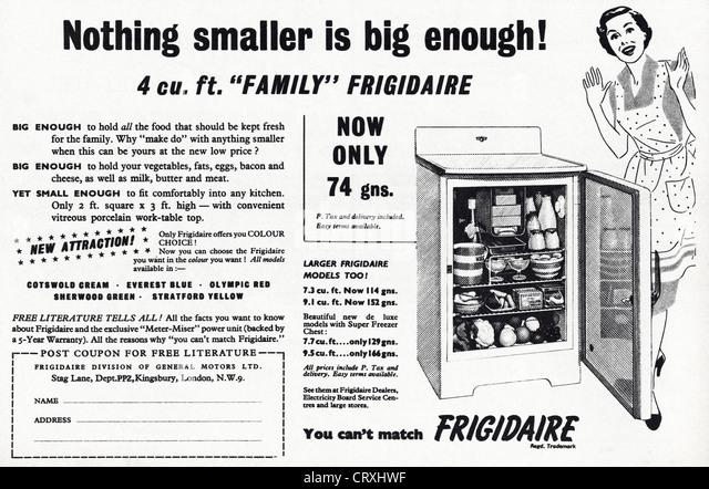 1950s refrigerator stock photos  u0026 1950s refrigerator stock