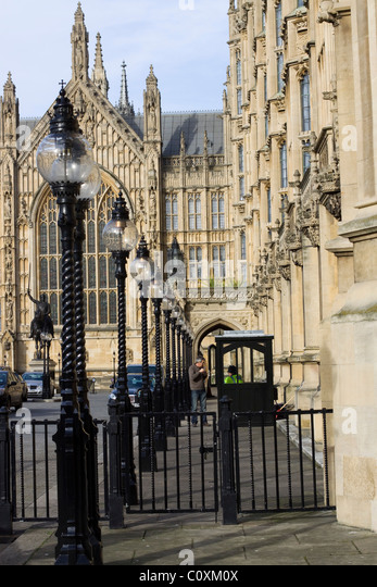 The Houses Of Parliament City Of Westminster London England   Stock Image Part 34