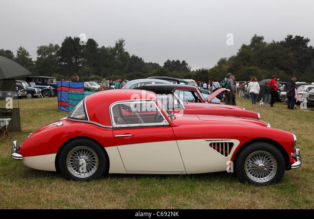 Glamis Castle Car Show