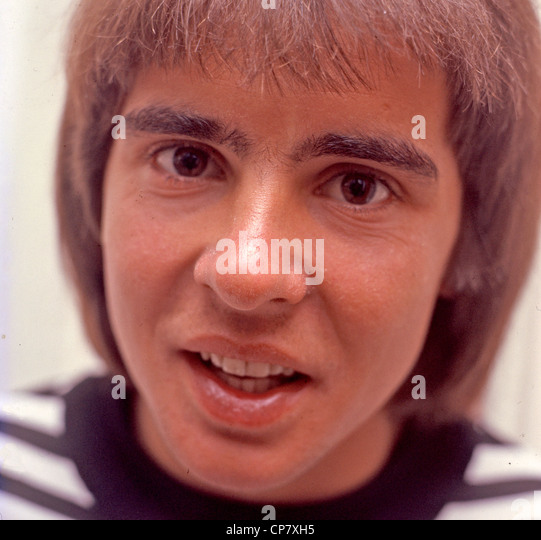 <b>DAVY JONES</b> (1945-2012) UK singer when a member of The Monkees pop - davy-jones-1945-2012-uk-singer-when-a-member-of-the-monkees-pop-group-cp7xh5