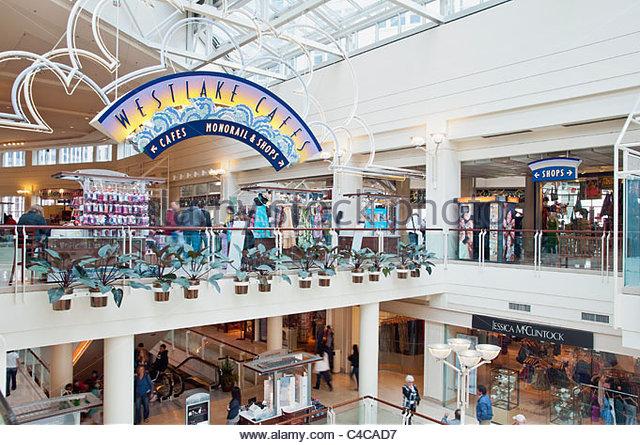 Seattle washington downtown shopping stock photos for 7 salon downtown seattle