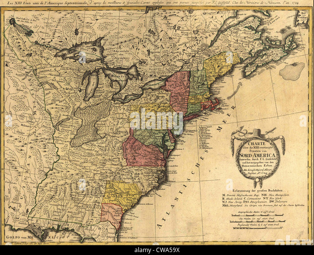 1784 in the United States