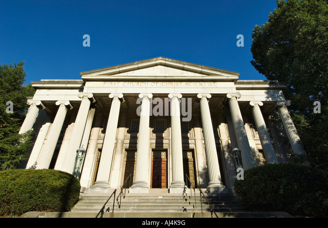 Fluted Column House Stock Photos Fluted Column House Stock Images Alamy