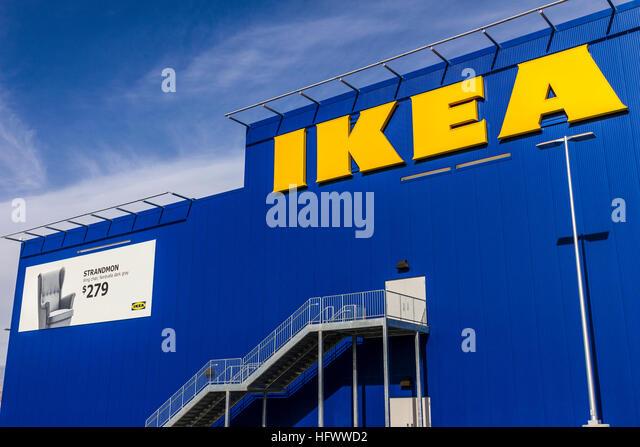 Ikea Showroom Stock Photos Ikea Showroom Stock Images